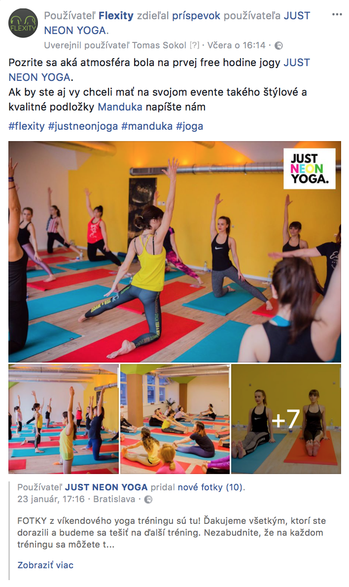 neon yoga free training januar