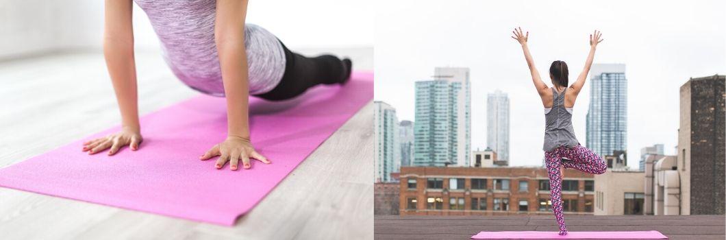 podlozky na jogu pre zaciatocnikov