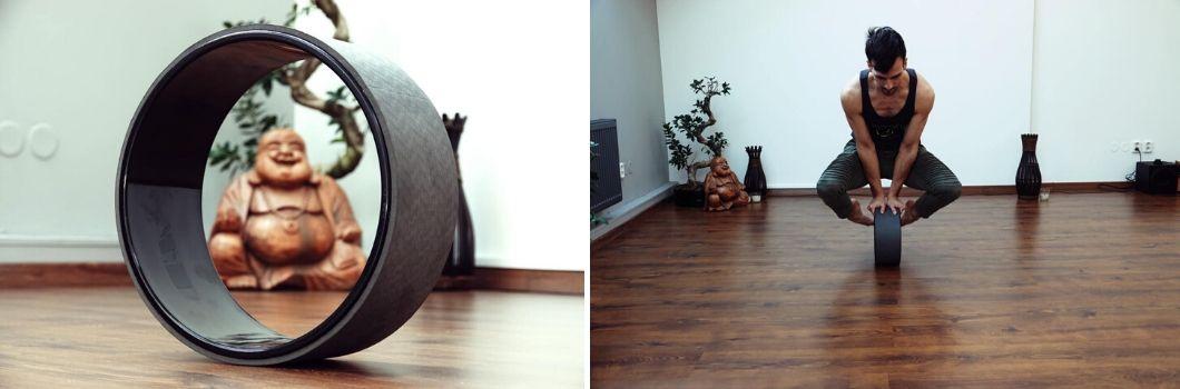 jóga kolo kruh wheel